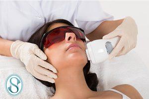 کلینیک ساعی - نمونه لیزر موهای زائد 7