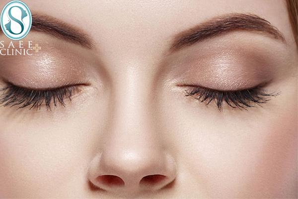 فرآیند کاشت ابرو بصورت موضعی در کلینیک تخصصی زیبایی پوست و مو ساعی